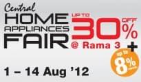 Home Appliances Fair CentralPlaza Rama 3