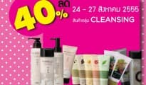 thefaceshop cleansing