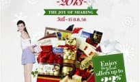 Blissful Hampers 2013