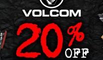 Volcom Sale