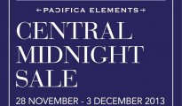 Pacifica Elements Central Midnight Sale