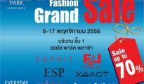 Paradise Park Fashion Grand Sale