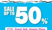 Amarin Brand Sale- B2S Fair 2013