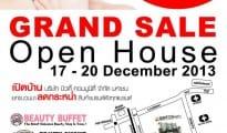 Beauty Buffet Open House Grand Sale