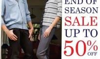 Portland End of Season Sale