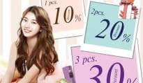 THEFACESHOP BEST PROMOTION NEW YEAR