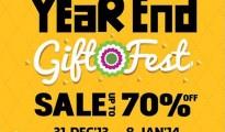 Amarin Brand Sale Year End Gift Fest Sale