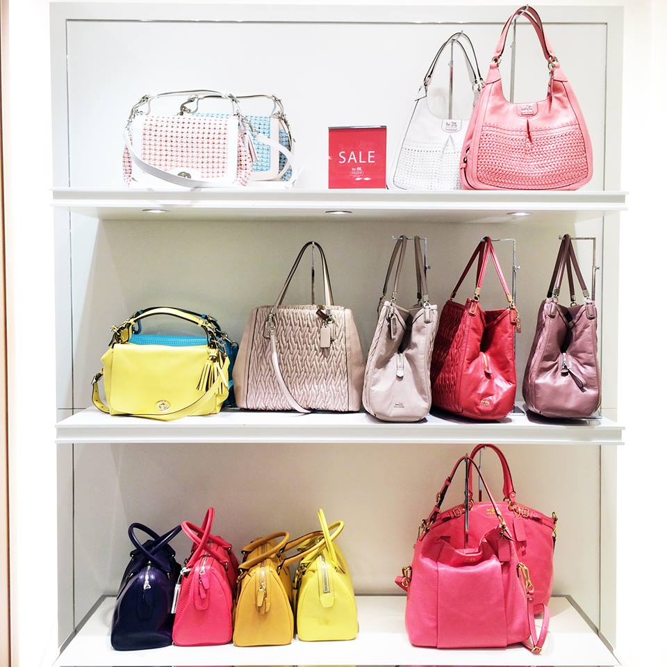 14 Spring For Sale: COACH Spring/Summer 2013 SALE 30-40% Off (เริ่ม 14 ���.ค.57