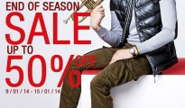 Celio End of season sale