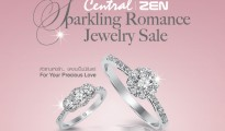 Central Sparkling Romance Jewelry Sale