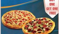 Domino's Pizza MEGA MONTH