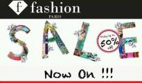 F.Fashion Paris SALE
