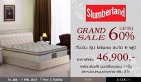 Slumberland Grand Sale