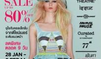 Amarin Brand Sale- Thai Fashion Showcase