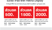 Ipad with Retina Display  deal