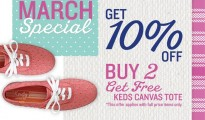 Keds March Special