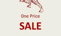 Onitsuka Tiger One Price Sale