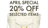 Coccinelle April Special