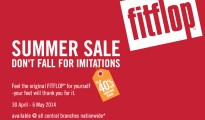 FITFLOP Summer Sale