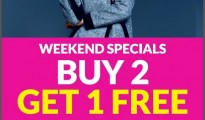 XXI FOREVER Buy 2 Get 1 Free