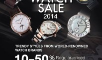 ZEN WATCH SALE 2014