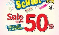 Amarin Brand Sale- Back to School