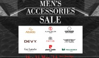 Central Men's Accessories Sale