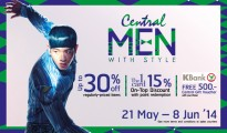 Central Men With Style