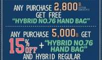 Hybrid Outfitters LET'S CELEBRATE THANK YOU MOMENT