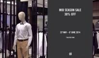 4X4 MAN Mid Season Sale
