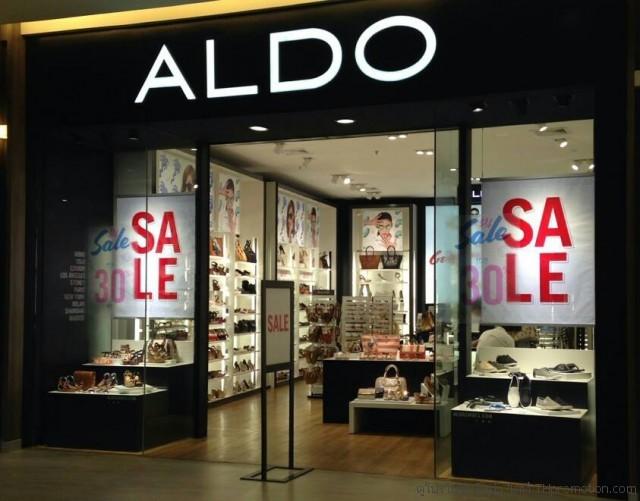 ALDO End of Season Sale  1