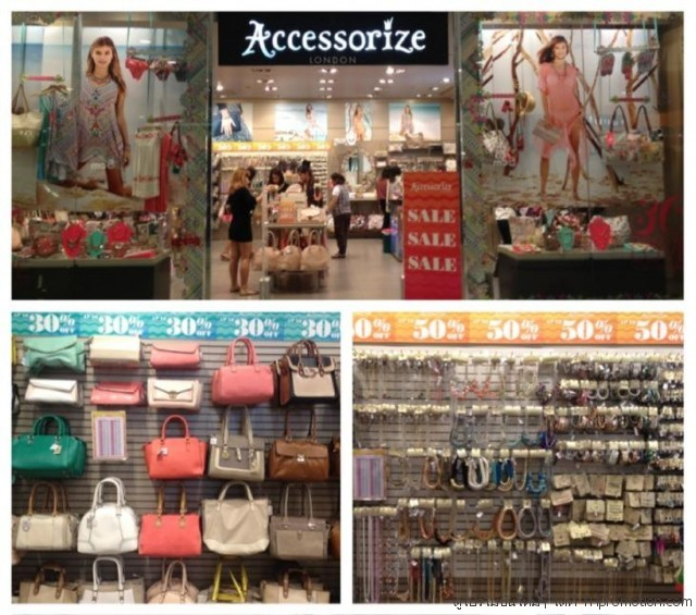 Accessorize End of Season Sale 2