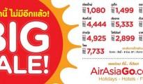 AirAsiaGo BIG SALE