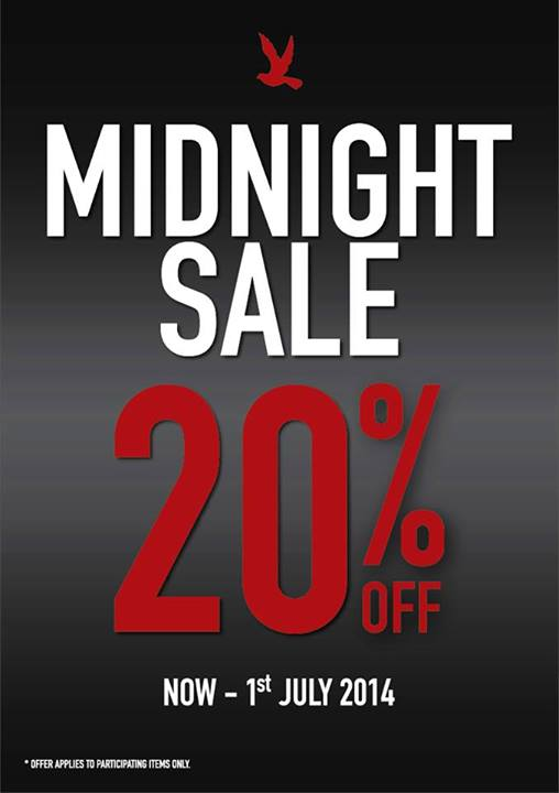 CC DOUBLE O MIDNIGHT SALE