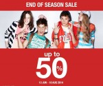 FOX END OF SEASON SALE