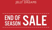 Jelly Dreams (Melissa) End of Season Sale