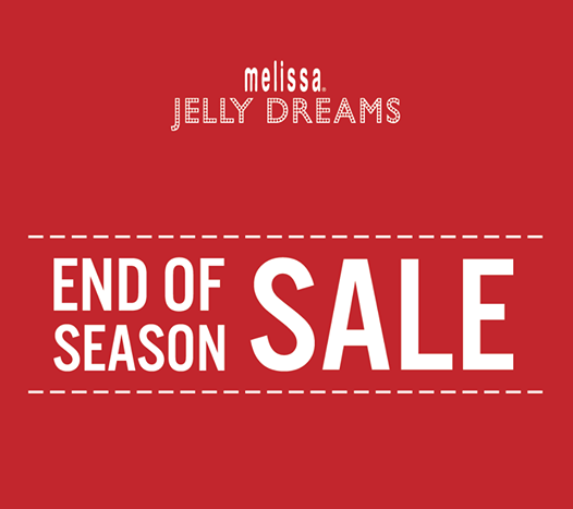 Jelly Dreams (Melissa) End of Season Sale
