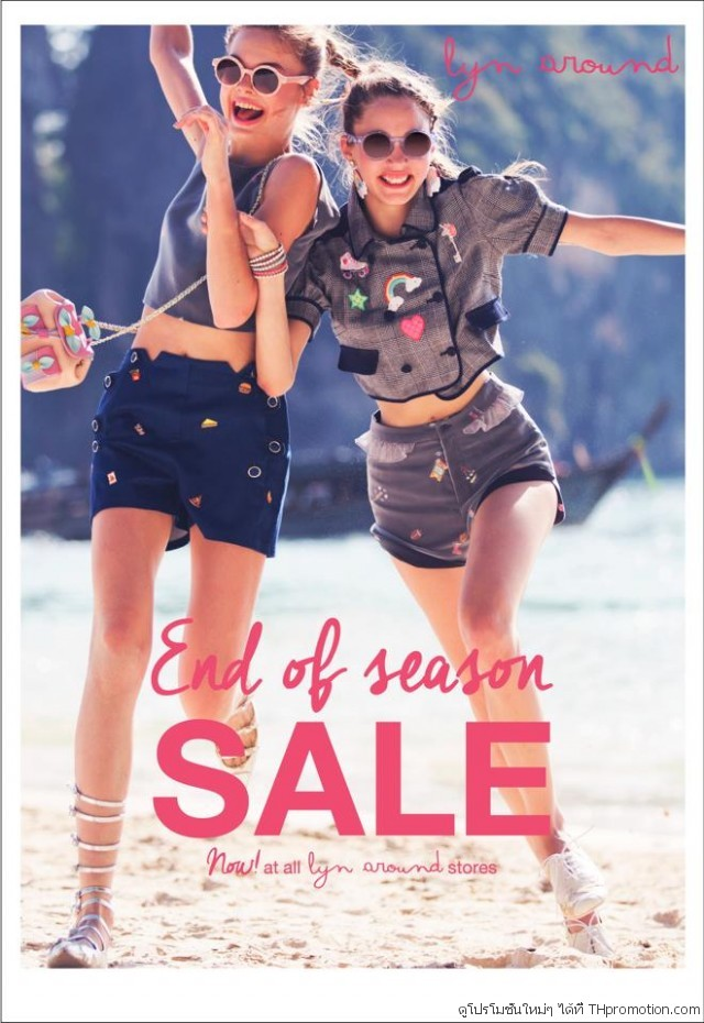 Lyn Around End of Season Sale