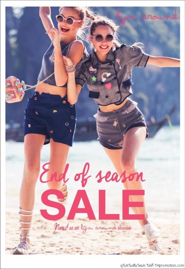 Lyn Around End of Season Sale