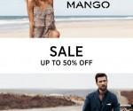 MANGO END OF SEASON SALE