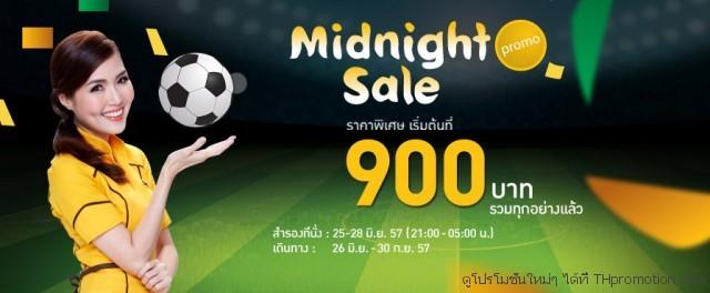 Nok Air Midnight Sale