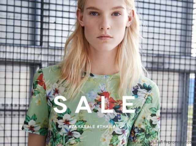Zara Spring / Summer 2014 SALE