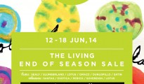 THE MALL THE LIVING END OF SEASON SALE