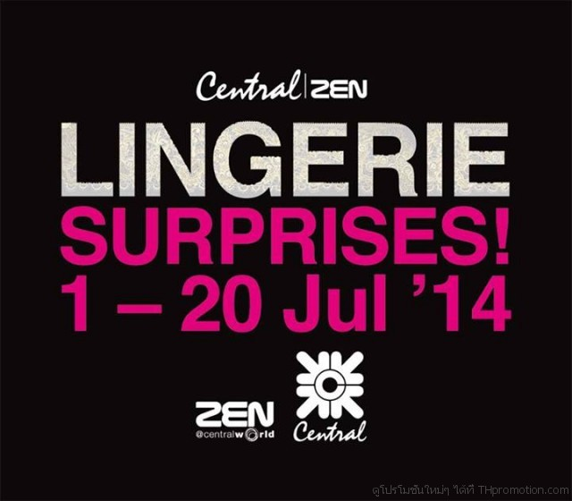 Central & ZEN Lingerie Surprises