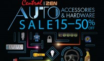 Central_ZEN Auto Accessories & Hardware Sale