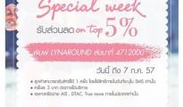 Lyn Around Special Week