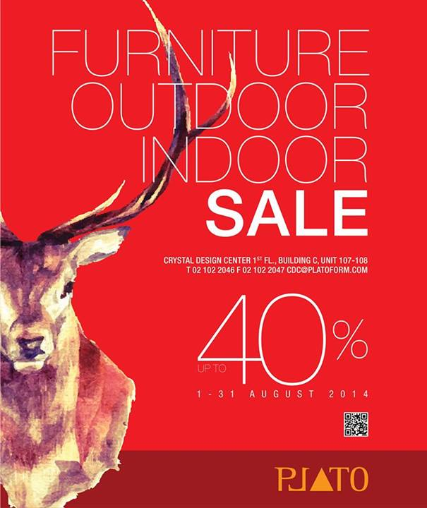 PLATO FURNITURE SALE