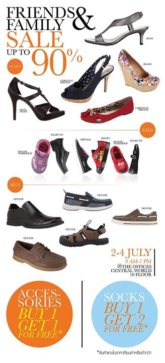 Payless Friends & Family Sale