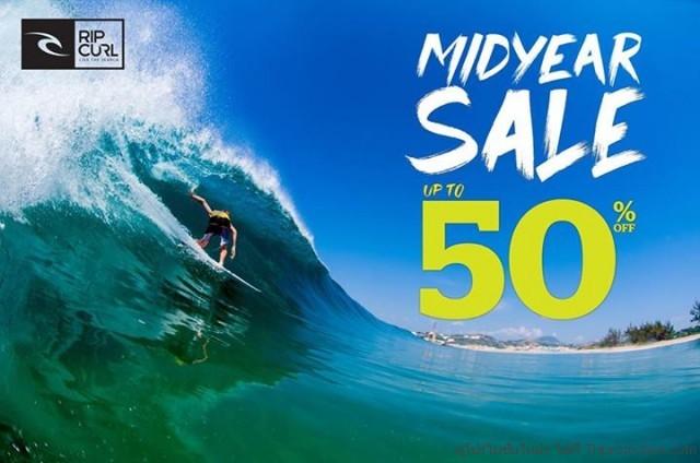 RipCurl Mid Year Sale