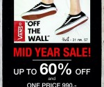 VANS MID YEAR SALE